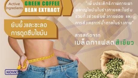 ลดความอ้วนสารสกัดจากกาแฟ