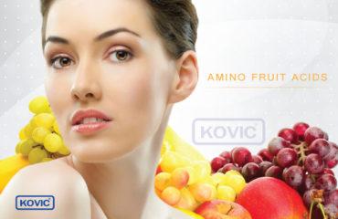 Amino Fruit Acids (AFA) ส่วนประกอบการผลิตเครื่องสำอาง