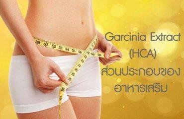 Garcinia-Extract,-HCA-ส่วนประกอบของอาหารเสริม